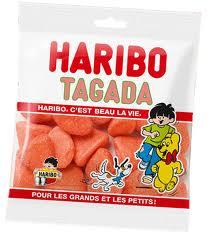 ta-ta-ta-taaaa: Das ist Tagada! Schmeckt aber leider nur so naja....
