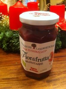 Granatapfelmarmelade aus Italien