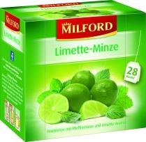 WM-Tee für Fußballfans: MILFORD Limette-Minze