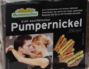 Pumpernickel von Mestemacher
