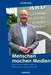 Jochen Reiss: Menschen machen Medien: Wie Journalisten wurden, was sie sind. Was sie bewegt - und was sie bewegen. Verlag: Daedalus. 246 Seiten, 19,95 Euro. ISBN-10: 3446241388