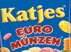 Katjes Euro Münzen