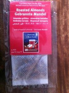Gebrannte Mandel Tee