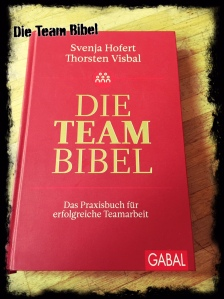 Sehr lesenswert: Die Team Bibel
