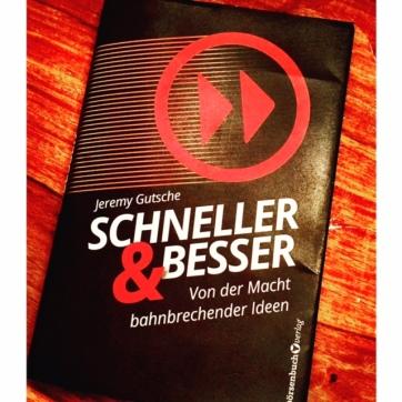 Jeremy Gutsche Schneller und Besser Buch